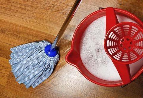 Come si pulisce parquet | Domo 197