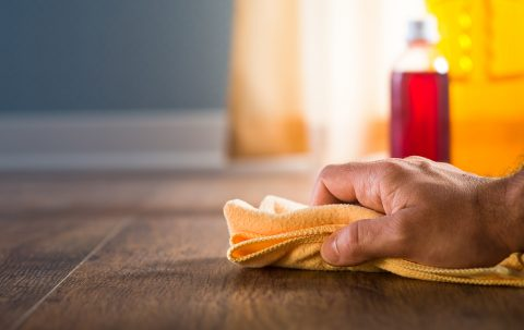 Come pulire parquet | Domo 197